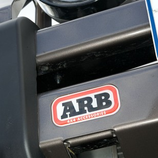 Bara ARB - Deluxe- protectie fata